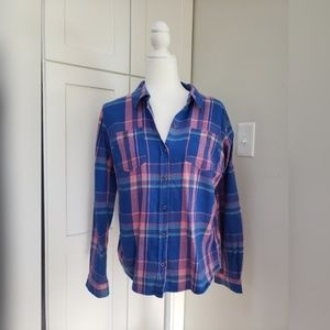 Mossimo Supply Co Plaid Flannel